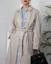 (guy laroche)trench coat