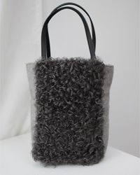 (united arrows) fur bag