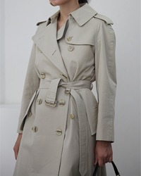 (burberrys)trench coat