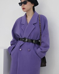 (STUDIO ALPHA)wool coat